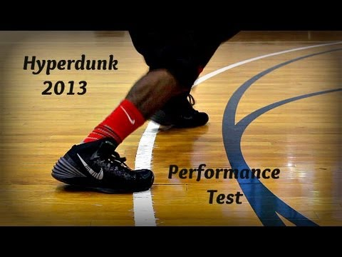 official photos b6206 fb02e Nike Hyperdunk 2013 On-Court Performance Test with KickGenius - WearTesters