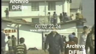 DiFilm - Hechos de violencia provocados en Chile (1984)