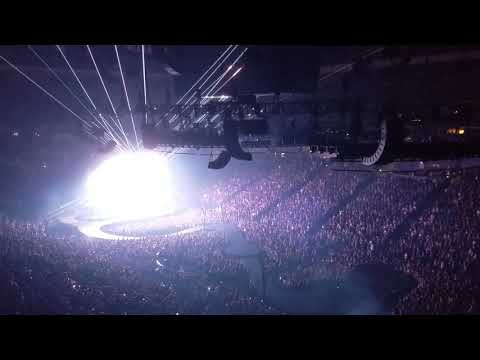 JT & the Tennessee Kids Intro Filthy Denver Pepsi Center (Justin Timberlake Live Concert) music