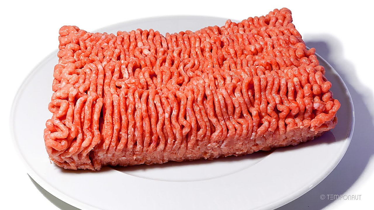 Download Minced Meat Time-Lapse