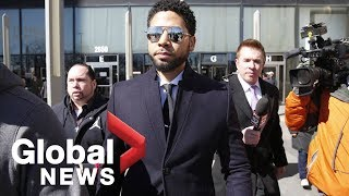 Brothers involved in Jussie Smollett case file suit against Smolett's lawyers