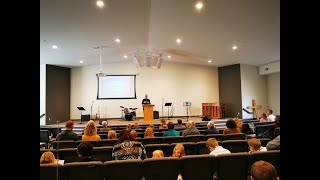 Sunday, Oct.11, Worship service