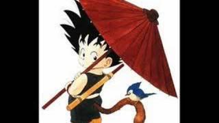 Dragon Ball opening (instrumental)