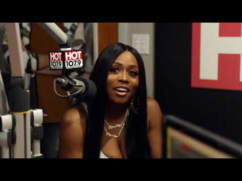 Remy Ma Talks New Music, 'The Real' Chris Brown & Eating Alligator