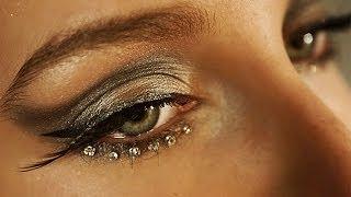 die tribute von panem catching fire katniss everdeen bridal makeup tutorial