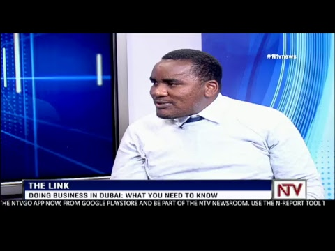 NTV THE LINK: Exporting to Dubai and the gulf Market