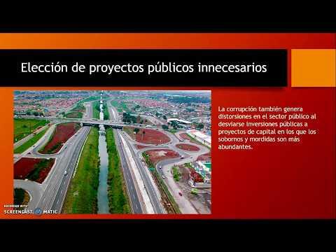 LA CORRUPCION EN MEXICO, AFECTA LA ECONOMIA?