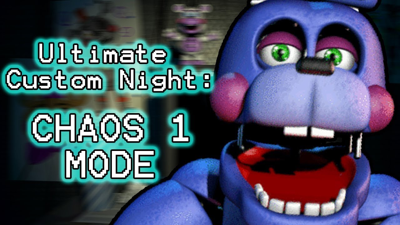 EthGoesBoom Uploads Yenndo Plays: Ultimate Custom Night Part 19