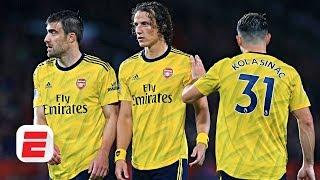 Arsenal's defensive setup has been an issue since Arsene Wenger left - Paul Mariner | Premier League
