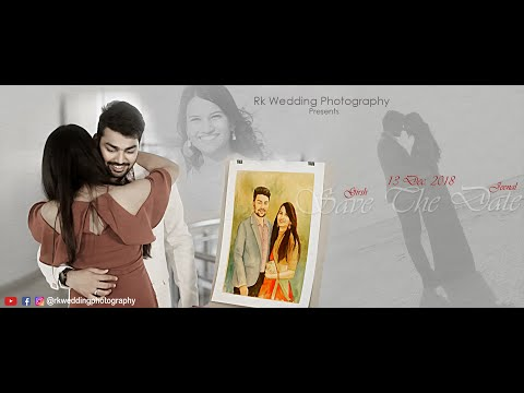 Girish And Jeenal || Save The Date || Rann Of Kutch, Bhuj & Udaipur ||