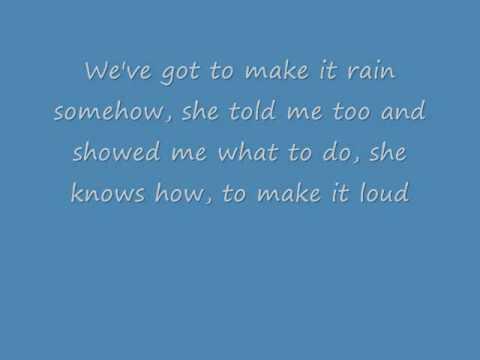 Red Hot Chili Peppers - Adventures of Rain Dance Maggie - Lyrics