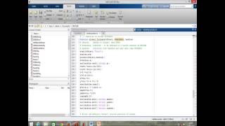 Pemograman GuiDe Gerak Parabola dengan menggunakan aplikasi Matlab- Tri Elfridayani