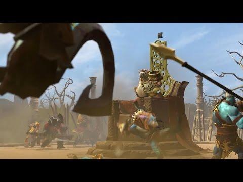 видео: Трейлер dota 2: reborn