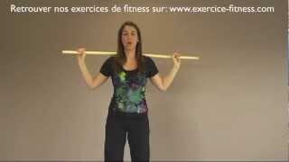 Exercice Fitness: Affiner sa taille, Perdre ses poignées d