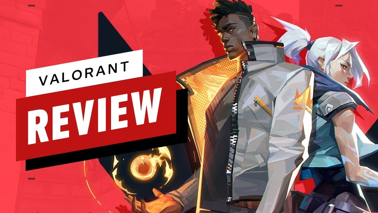 Valorant Review (Video Game Video Review)