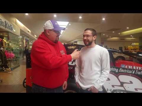 Tim Hartman, Jr    Viaport Rotterdam Mall Car Show