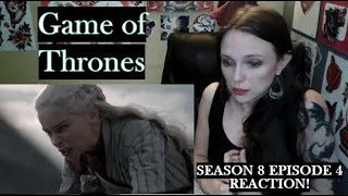 Game of Thrones Season 8 Episode 4 Review and Reaction!
