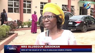 RAISING GODLY CHILDREN: MRS ADESOKAN ENCOURAGES PARENTS TO SPEND QUALITY TIME WITH THEIR CHILDREN