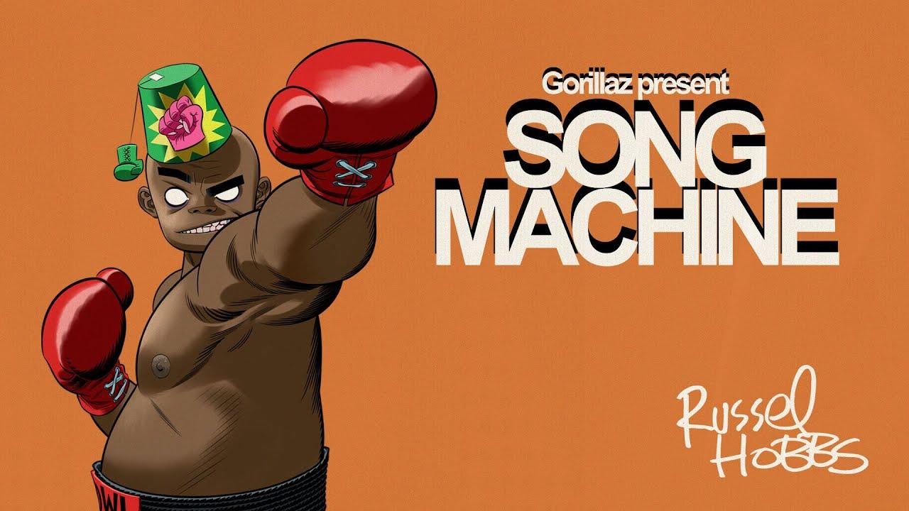 Gorillaz present: A Flamin' Hot Song Machine Mix by Russel Hobbs 🔥