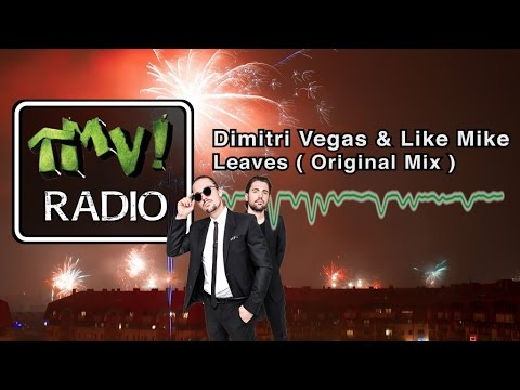 Dimitri Vegas & Like Mike - Leaves ( TMV Radio )