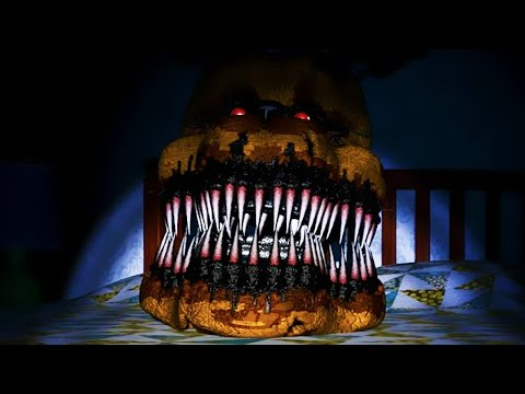 THE GOOD ENDING?? | Five Nights at Freddy's 4 - Part 6