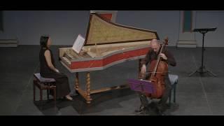 Gambar cover Benedetto Marcello. Sonata a violoncello solo, Op. 2 No 4. Guillermo Turina, Tomoko Matsuoka.