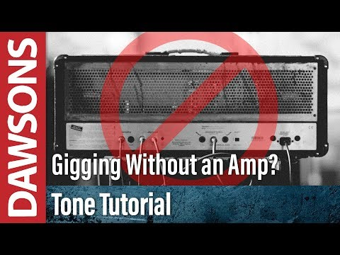Four Ways to Gig Without Using an Amp!