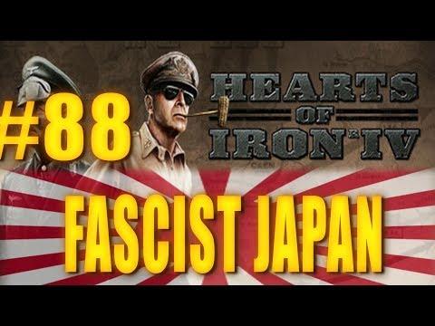 FASCIST JAPAN - Hearts of Iron IV Gameplay #88