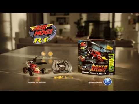Air Hogs - Hover Assault | Toys R Us Canada