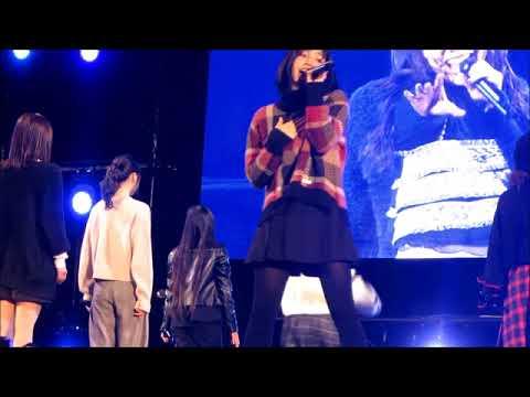 SKE48 TeamE ステージ 「無意識の色」