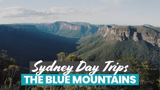 Sydney Day Trips - The Blue Mountains