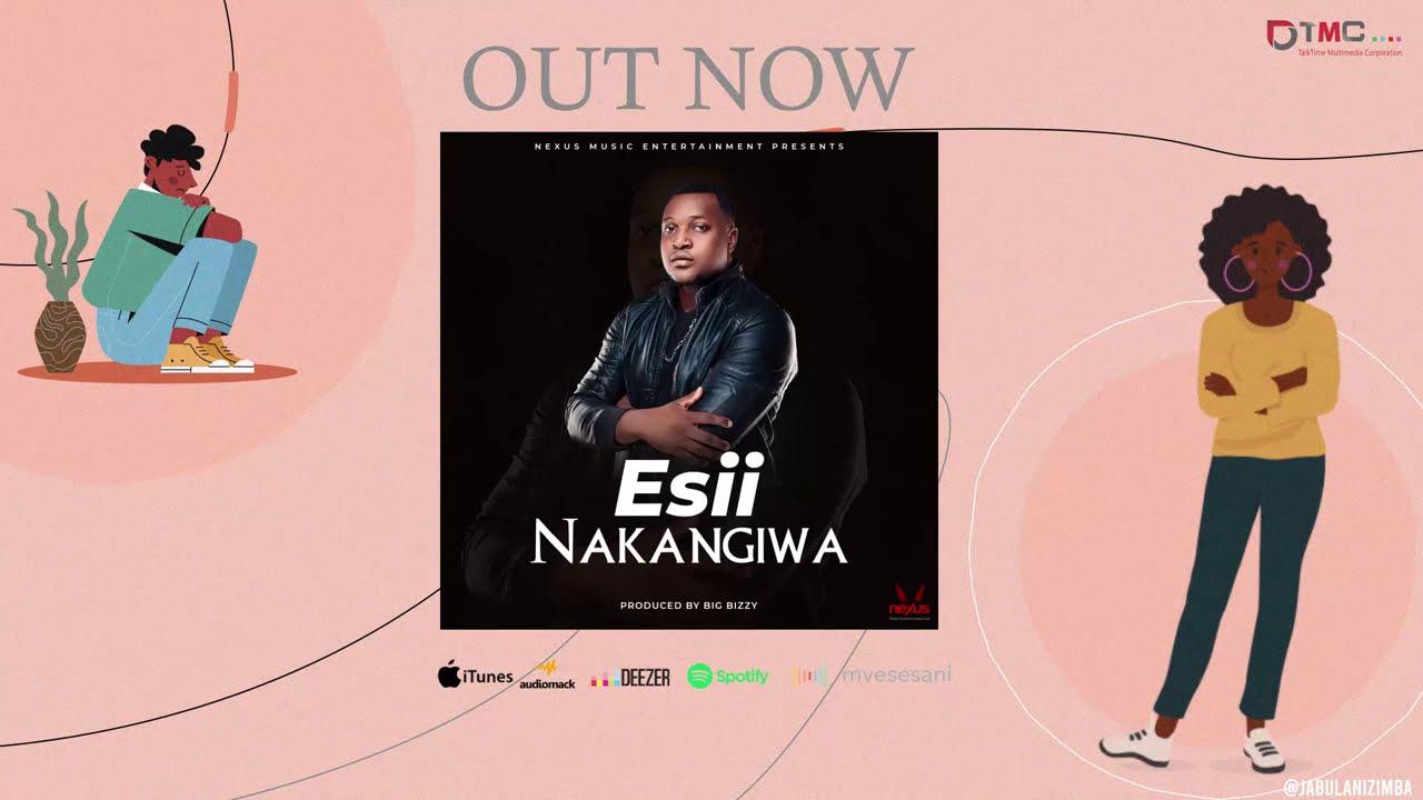 Download Esii - Nakangiwa (Official Lyrics Video)