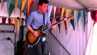 Sleepmakeswaves - Great Northern @ The Newtown Festival (9/11/14)
