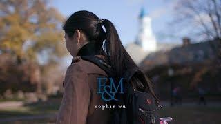 F&M: Sophie Wu