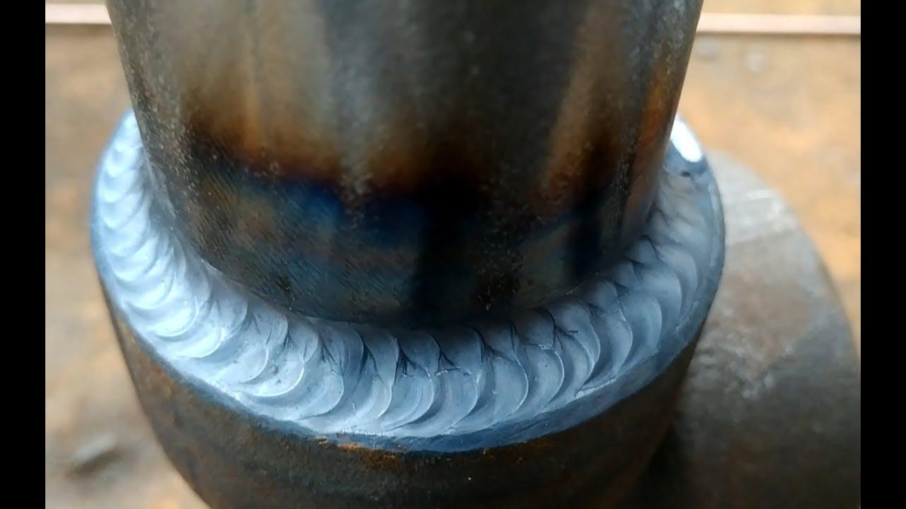 Сварка аргоном  американкой(бабочкой)полный разбор такого стыка.Tig welding