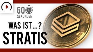 Was ist Stratis? ⏳ In 60 Sekunden   Vlogchain - Video. Blockchain. News.