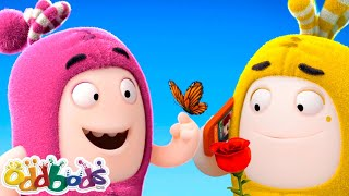 HANGING OUT WITH MY BFF | Oddbods | NEW | Funny Cartoons For Kids