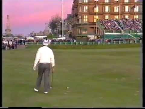 Grandstand Golf Alfred Dunhill Cup at St Andrews 1993