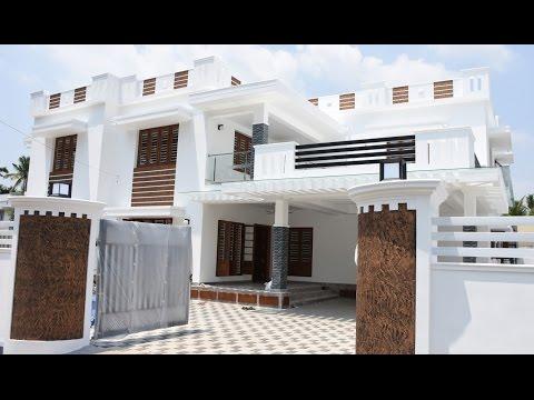 Aluva, 10 cents plot and 3300 sq ft, luxury villa