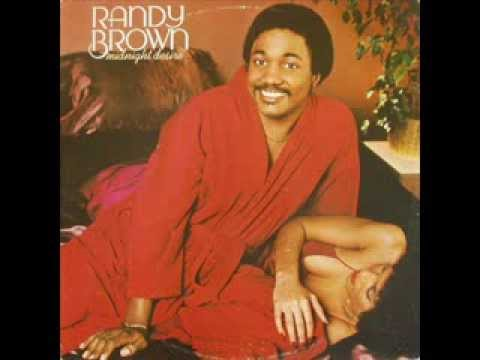 Randy Brown - You