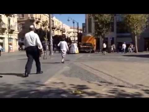 Delivering Freight to Stores in Jerusalem