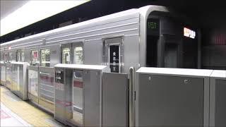 【横浜音祭りファンファーレ】東武9050型9151F 特急 川越市ゆき みなとみらい発車
