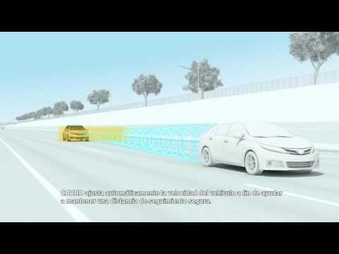 Toyota de Puerto Rico :: Toyota Safety Sense | Toyota Dynamic Radar Cruise