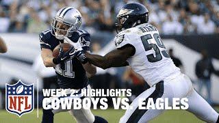 Cowboys vs. Eagles | Week 2 Highlights | NFL