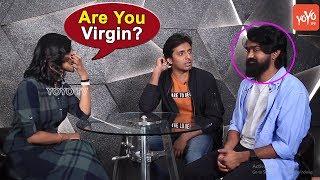 Gayathri Gupta Interviews Priyadarshi And Rahul Ramakrishna | Mithai Chupulu | YOYO TV