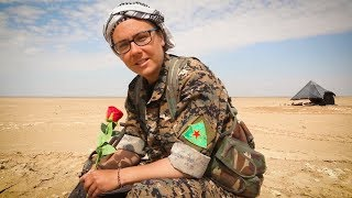 The British Woman Risking Everything To Fight ISIS