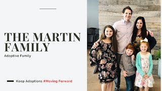 Martin Family adoption story