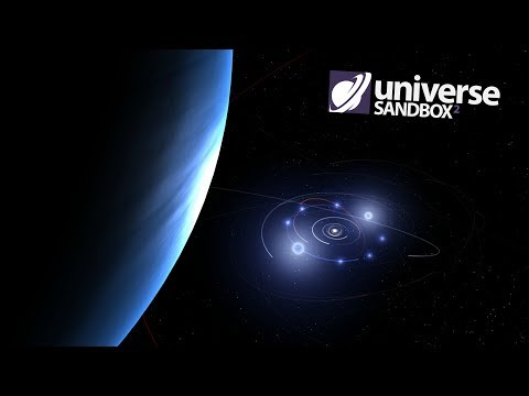 What If The Brightest Stars Were In The Solar System, Universe Sandbox ²