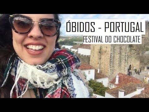 ÓBIDOS: FESTIVAL DO CHOCOLATE - PORTUGAL