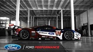 Ford GT: A Redefined Livery | Ford Performance